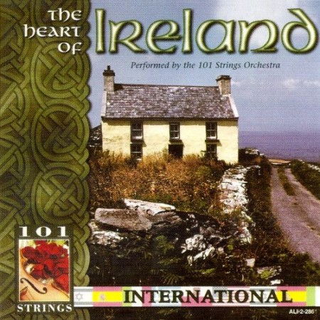 101 Strings orchestra - The Heart of Ireland (1998)