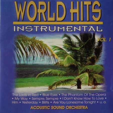 World Hits Instrumental CD 1 (1994)