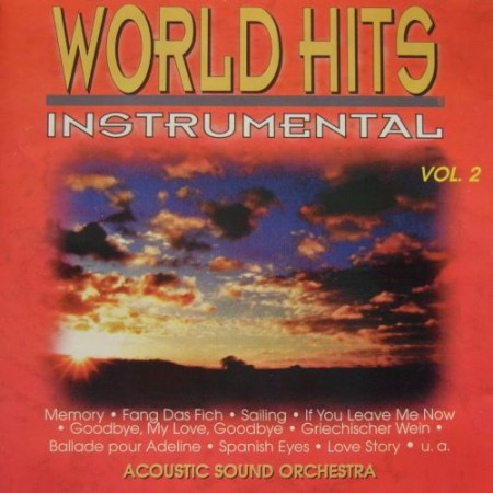 World Hits Instrumental CD 2 (1994)