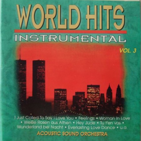 World Hits Instrumental CD 3 (1994)