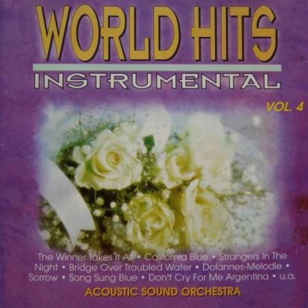 World Hits Instrumental CD 4 (1994)