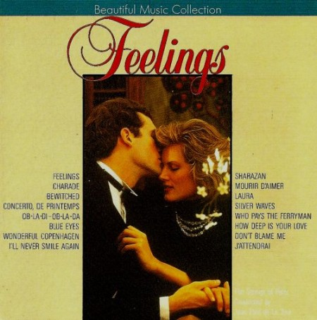 The Strings Of Paris Orchestra - Feelings (1987)