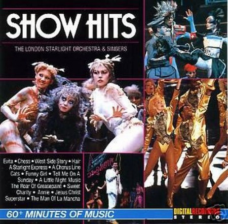London Starlight Orchestra - Show Hits (1988)