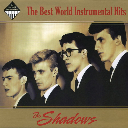 The Shadows - The Best World Instrumental Hits (2009) 2CD