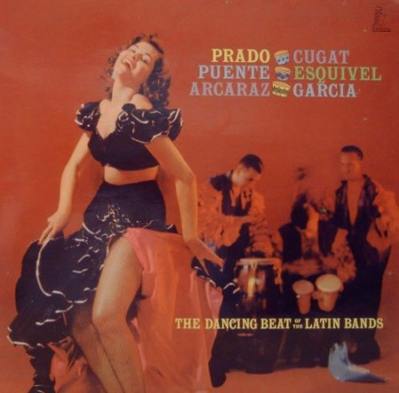 The dancing beat of the Latin bands (1989)