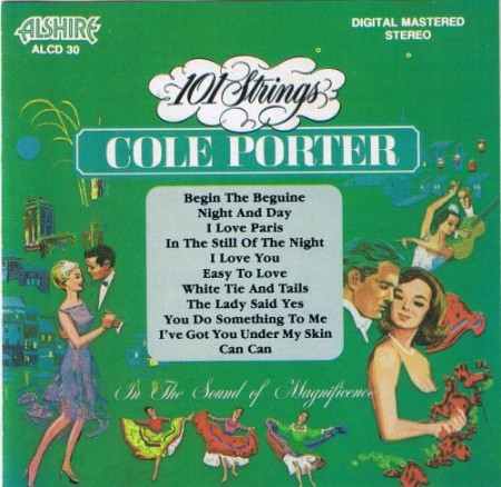 The 101 Strings Orchestra - Cole Porter (1987)