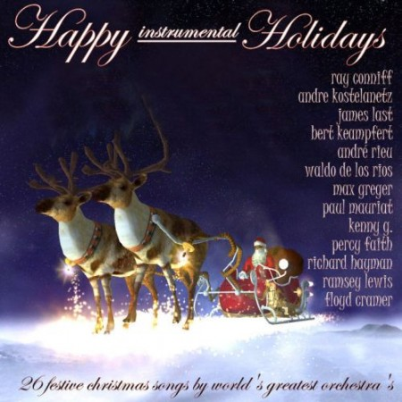 Happy INSTRUMENTAL Holidays (2010)