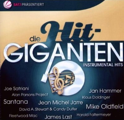 Die Hit-Giganten Intrumental Hits (2CD) 2009