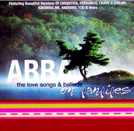 Andy Findon - Abba Love Songs And Ballads (On Panpipes) (1999)