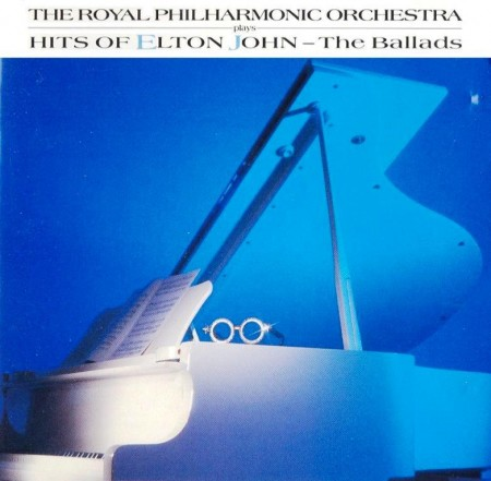 The Royal Philharmonic Orchestra - Plays Hits Of Elton John - The Ballads (1991) FLAC