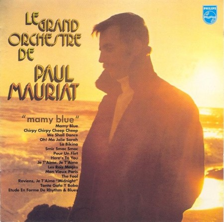 Paul Mauriat - Mamy Blue (1971) WAV
