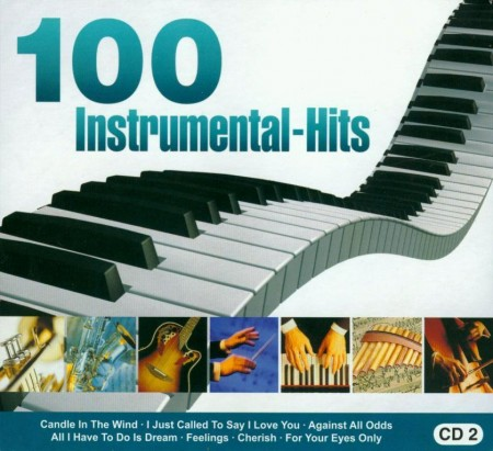 100 Instrumental-Hits - CD 2 (5 CD, 2010)