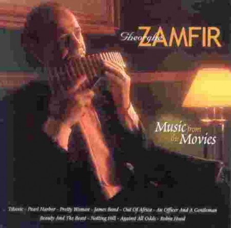 Gheorghe Zamfir - Music From The Movies (2002)