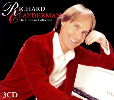 Richard Clayderman - The Ultimate Collection (3 CD, 2005)