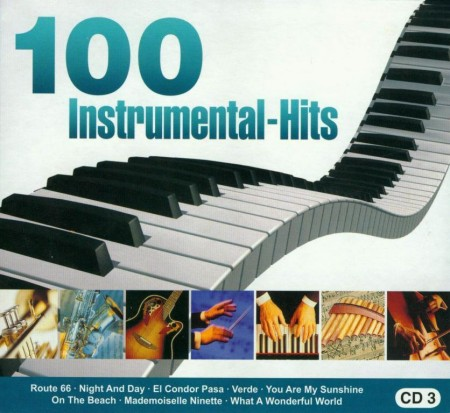 100 Instrumental-Hits - CD 3 (5 CD, 2010)