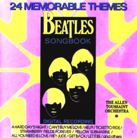 The Allen Toussaint Orchestra – Beatles Songbook (1989)