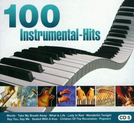 100 Instrumental-Hits - CD 5 (5 CD, 2010)