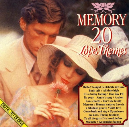 Ed Starink & The London Studio Orchestra - If You Leave Me Now - Memory, 20 Love Themes (1985)