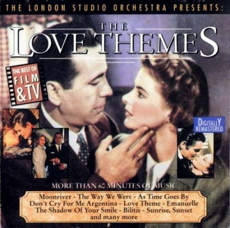 The London Studio Orchestra - The Love Themes - The Best Of Film & TV (1991)