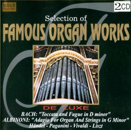 Selection Of Famous Organ Works (2 CD, 1997)