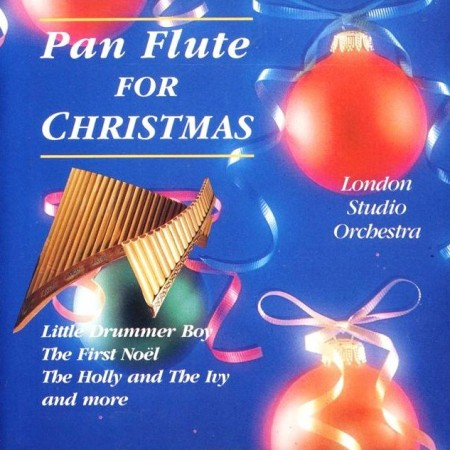 The London Studio Orchestra - Pan Flute For Christmas (1992)