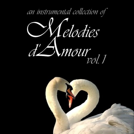 Melodies d'Amour Vol. 1 (Collection 4 CD)