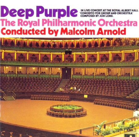 Deep Purple & The Royal Philharmonic Orchestra - Concero For Group And Orchestra (1990)