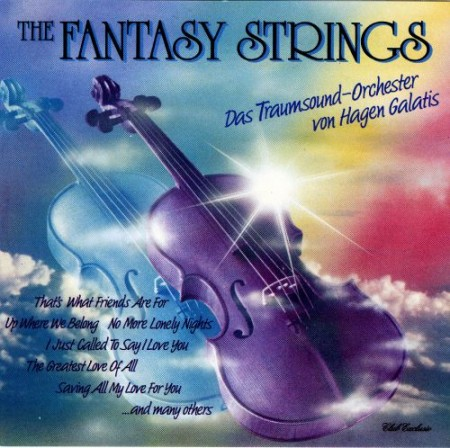 Orchester Hagen Galatis - The Fantasy Strings (1990)