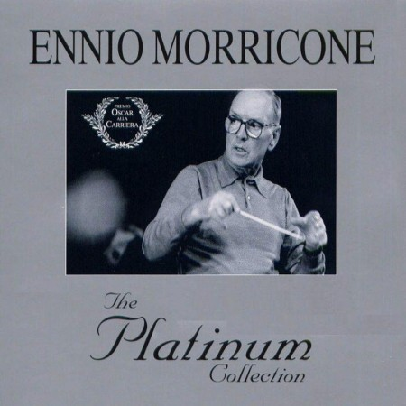 Ennio Morricone - The Platinum Collection (3 CD, 2007)
