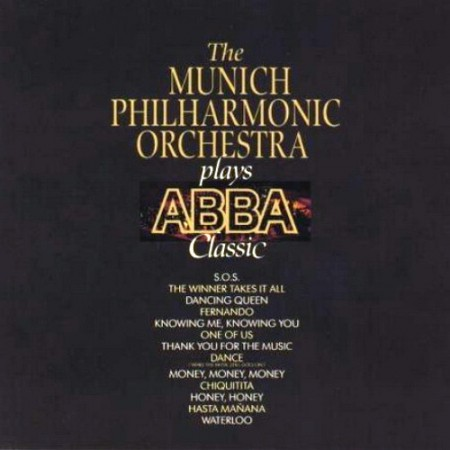 The Munich Philharmonic Orchestra - Plays ABBA Classic (1992)