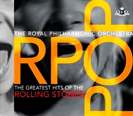 The Royal Philharmonic Orchestra — The Greatest Hits Of The Rolling Stones (2003)