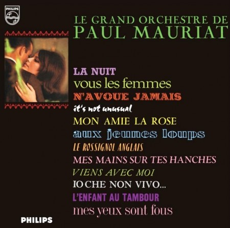 Paul Mauriat - Album No. 01 (1965)