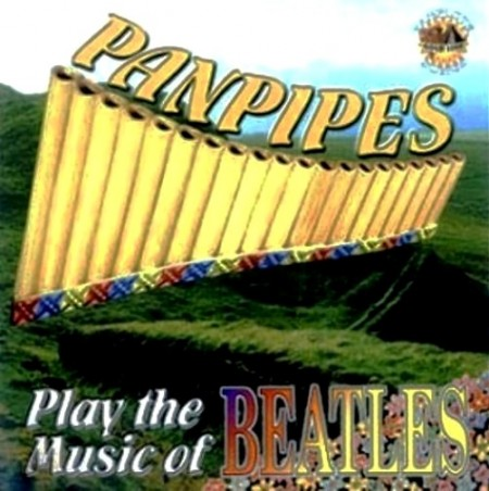 Takillakta - Panpipes Play The Music Of The Beatles (1991)