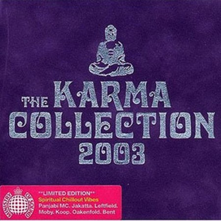 VA - Ministry Of Sound - The Karma Collection 2003 (Limited Edition) 2CD