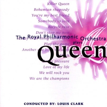 The Royal Philharmonic Orchestra - Plays Queen (2008)