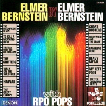 The Royal Philharmonic Orchestra - Elmer Bernstein By Elmer Bernstein (1995)