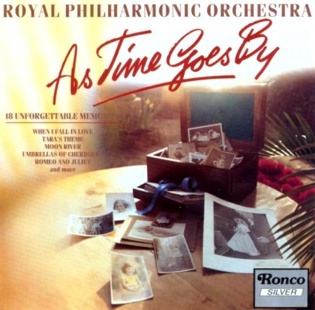 The Royal Philharmonic Orchestra - As Time Goes By (1993)