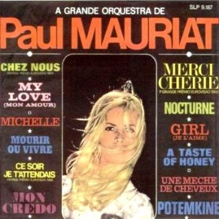 Paul Mauriat - No. 1 (1966)