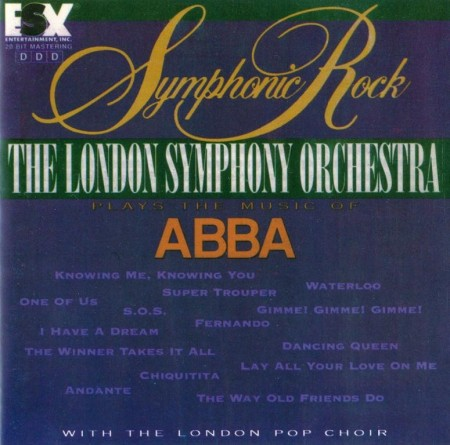 The London Symphony Orchestra Plays The Music Of ABBA (1994)