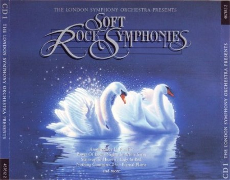 The London Symphony Orchestra - Soft Rock Symphonies (1990)