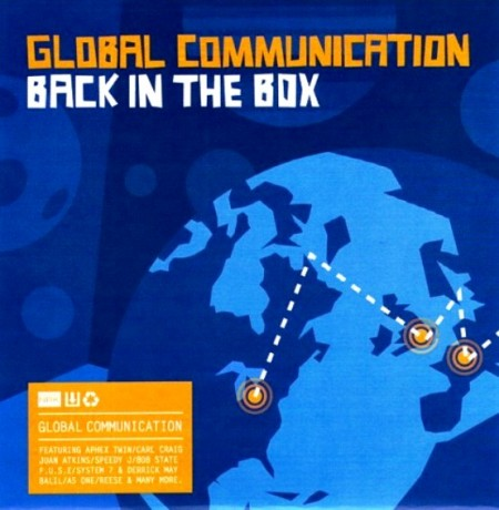Global Communication - Back In The Box (2 CD, 2011)