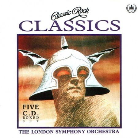 The London Symphony Orchestra - Classic Rock - Classics (5 CD, 1990)