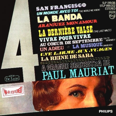 A Grande Orquestra De Paul Mauriat No. 4 (1968)