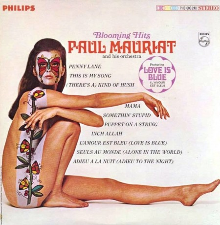 Paul Mauriat - Blooming Hits (1967)