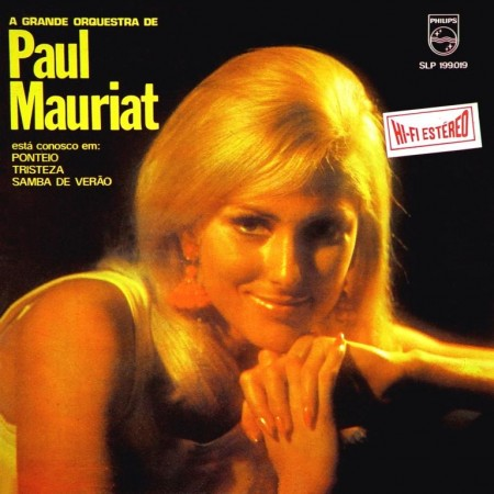 Paul Mauriat - No. 5 (1968/2003)
