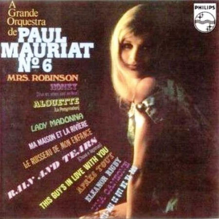 Paul Mauriat - No.  6 (1968/2003)