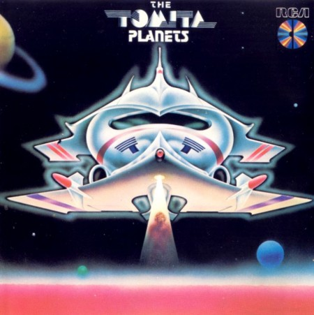 Isao Tomita - The Planets (1976)