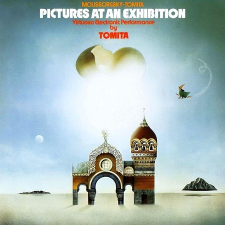 Isao Tomita - Pictures At An Exhibition (1975/2005)