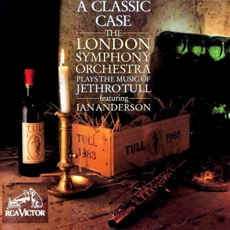 The London Symphony Orchestra Plays The Music Of Jethro Tull (1985)