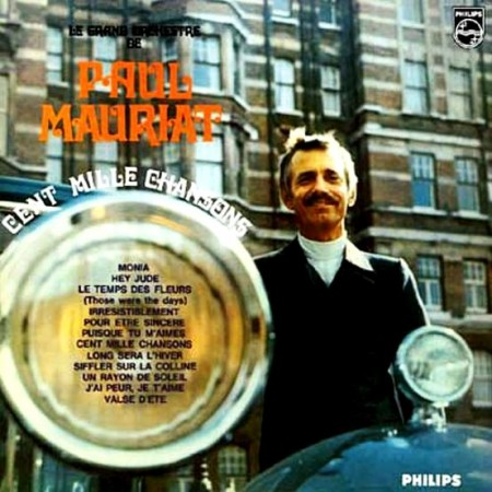 Paul Mauriat - Cent Mille Chansons (1968)